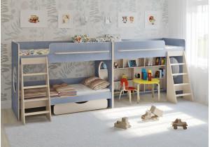 <span>Трехъярусная кровать</span> Легенда 25.3